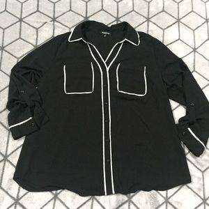 Relativity Button Down Shirt